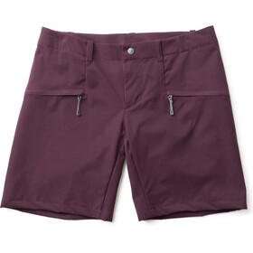 Houdini Daybreak Shorts Damer, last round red